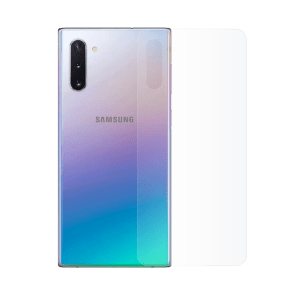 Protection arriere galaxy note 10 plus superflex