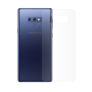 Protection arriere galaxy note 9 superflex