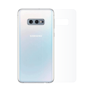 Film hydrogel protection arrière Samsung Galaxy S10e