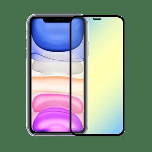 protege écran anti lumiere bleue apple iphone 11