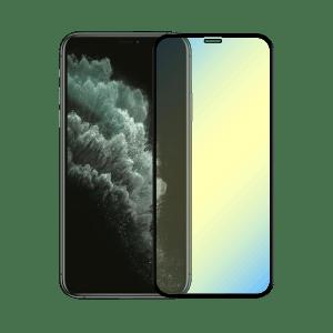 protege écran anti lumiere bleue iphone 11 pro