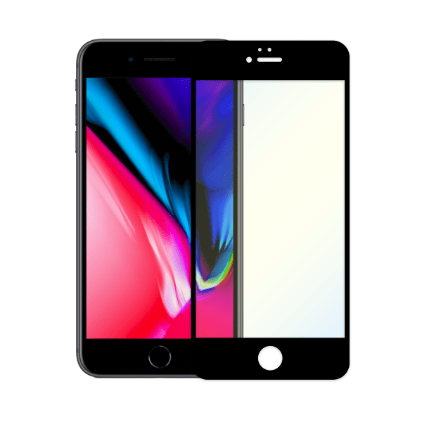 protège ecran verre trempe anti lumiere bleue iphone 8