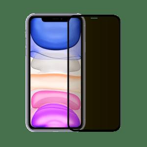verre trempe confidentiel protege ecran iphone 11 pro