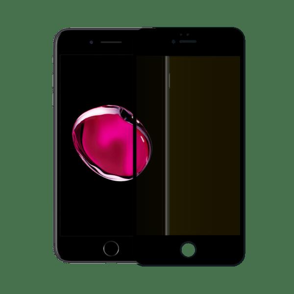 protege ecran anti espion verre trempé apple iphone 7