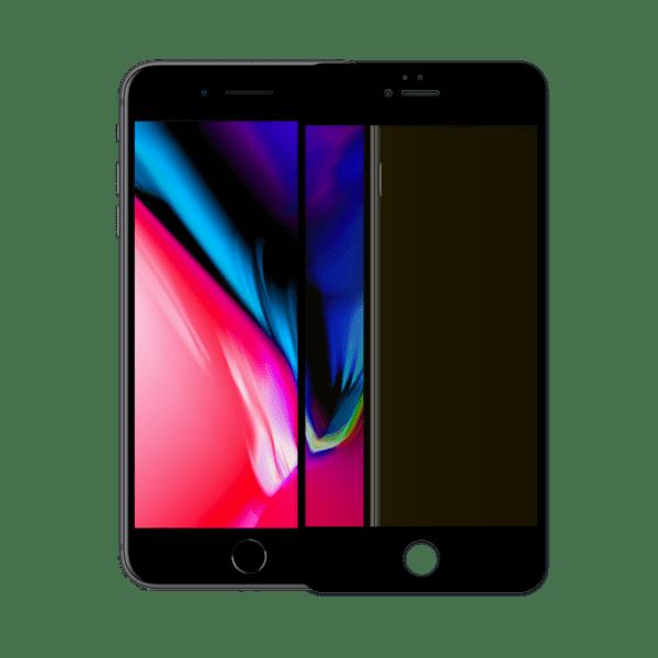 protege ecran verre trempé confidentiel apple iphone 8