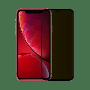 verre trempe anti espion protege ecran iphone xr