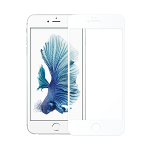 protege ecran verre trempe superdur iphone 6 blanc