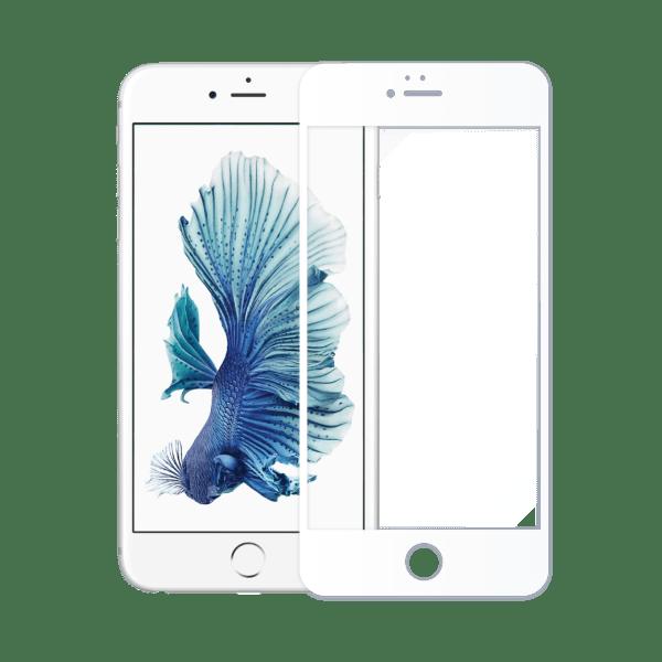 protege ecran verre trempe superdur iphone 6 blanc
