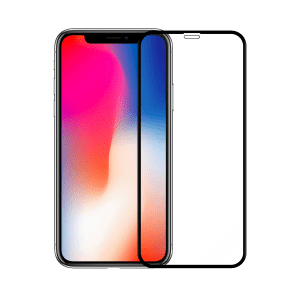 verre trempé transparent protege ecran iphone x