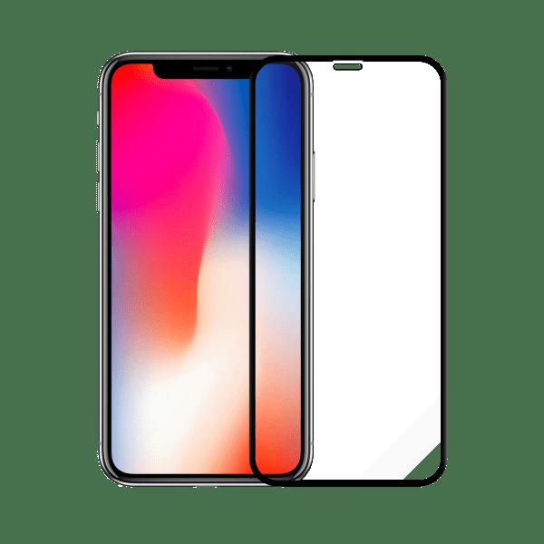 verre trempé transparent protege ecran iphone x