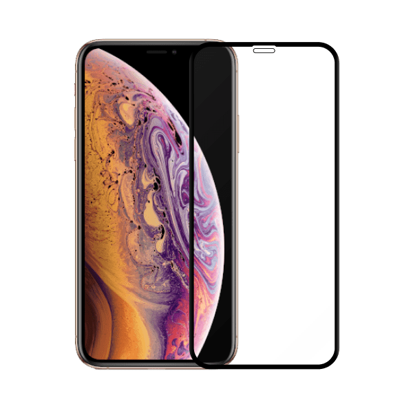 verre trempé transparent apple iphone xs