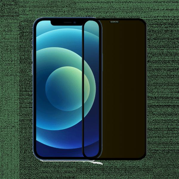 protege ecran verre trempé confidentiel apple iphone 12